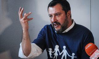 """De Magistris: """"Salvini ha reso il Paese più insicuro e più violento"""""""