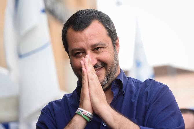 Europee: Boom di Lega Salvini nel Sud Italia