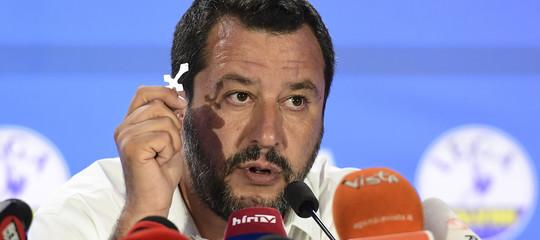 Salvini conquista anche i simboli dell'antisalvinismo
