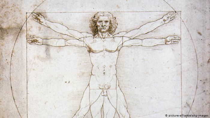 Leonardo, il genio