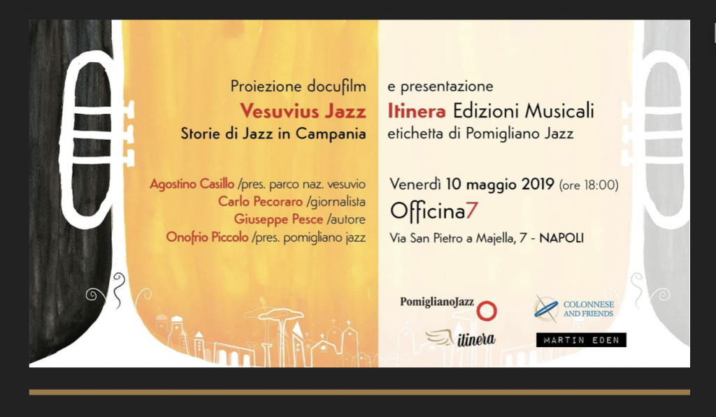 Vesuvius Jazz