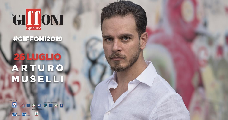 Arturo Muselli, volto di Enzo Sangue Blu in Gomorra, al Giffoni Film Festival