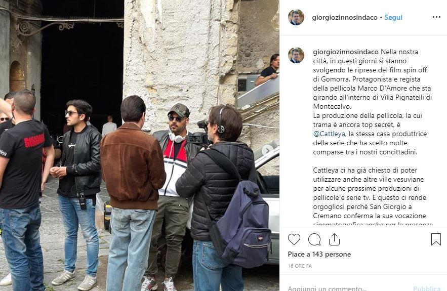 L'Immortale, iniziate le riprese dello spinoff di Gomorra con Marco D'Amore