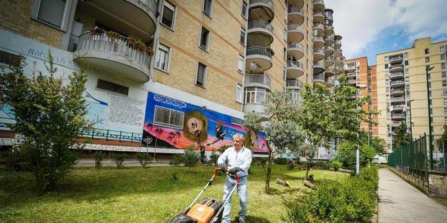 Il riscatto di Scampia, parco di 22 mila metri quadrati diventa orto sociale
