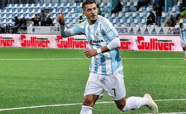 """Mota Carvalho, il presidente dell'Entella conferma: """"Piace a Napoli e Juve"""""""