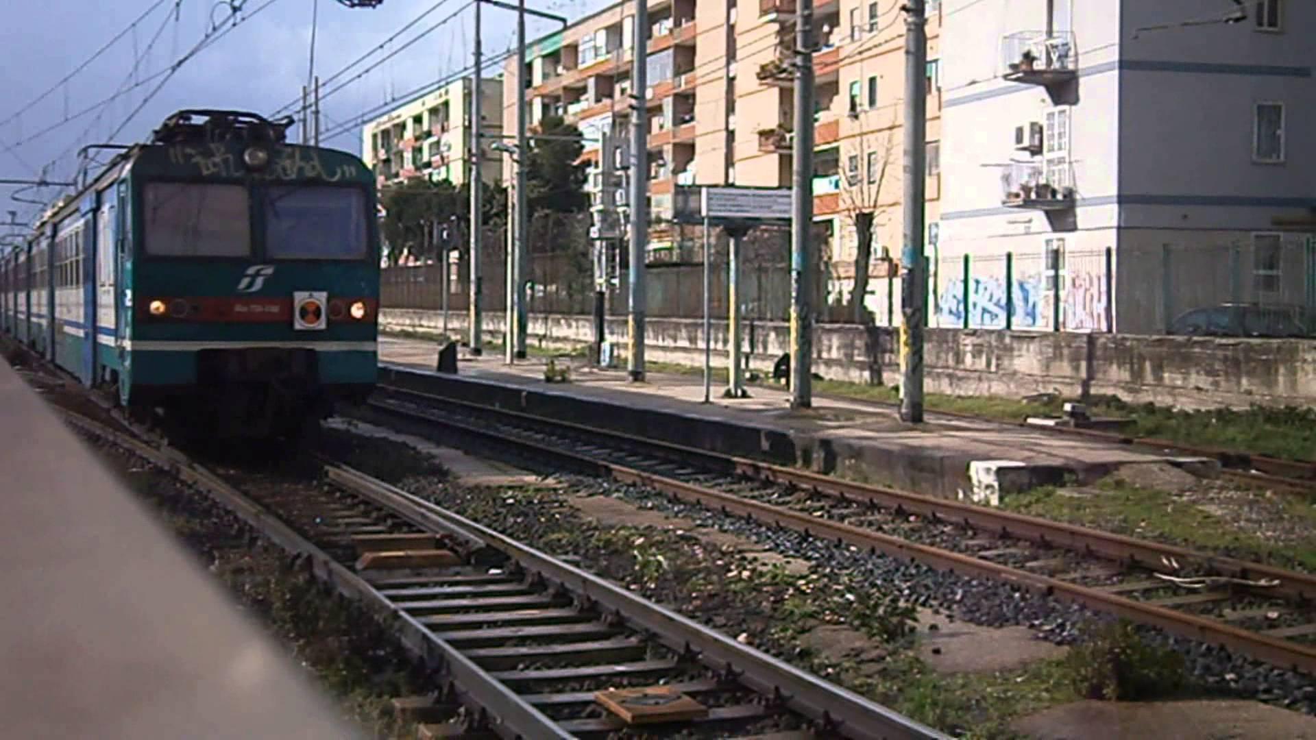 Suicidio a Fuorigrotta, un uomo si getta dal ponte della metro di piazza Leopardi