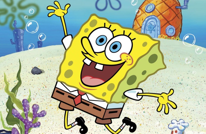 Al Giffoni Film Festival i 20 anni di SpongeBob con un evento speciale