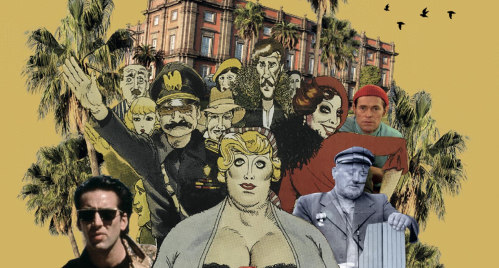 Pittori di Cinema - Al Museo e Real Bosco di Capodimonte torna la rassegna cinematografica all'aperto