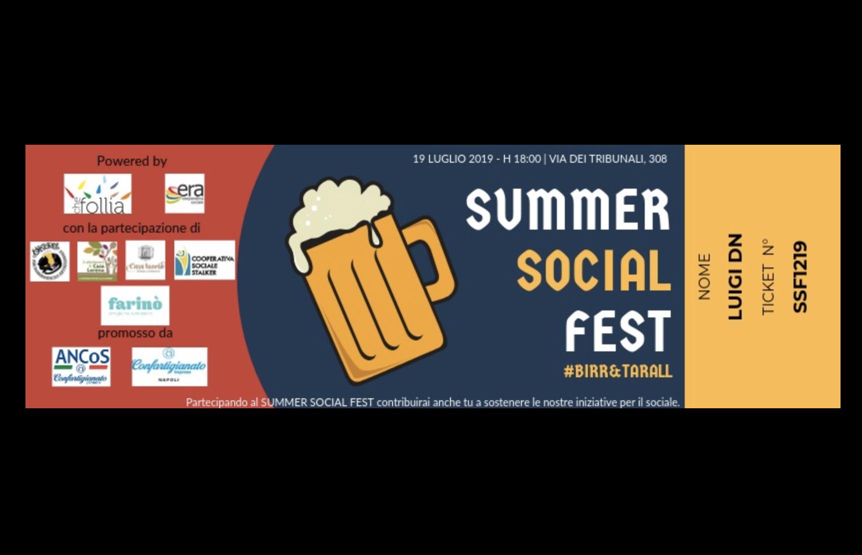 Summer Social Fest