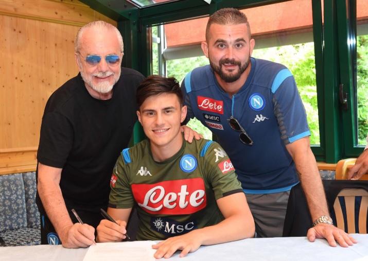 Napoli, adesso è ufficiale: Elif Elmas è un calciatore azzurro