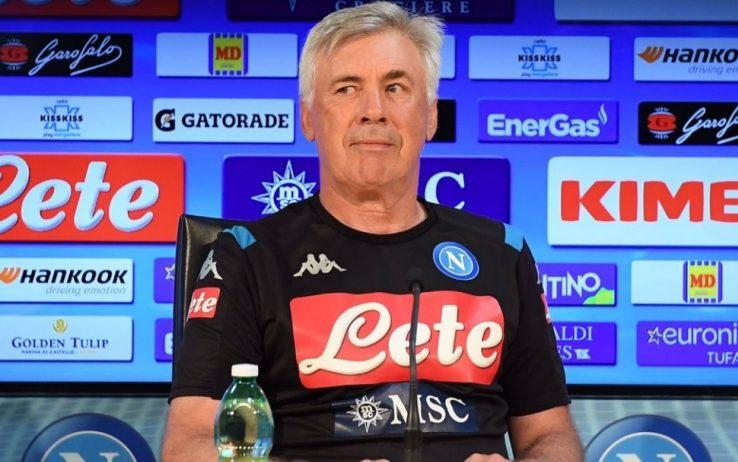 """Napoli, Ancelotti esalta Lozano: """"E' un giocatore importante per un mercato da 10"""""""