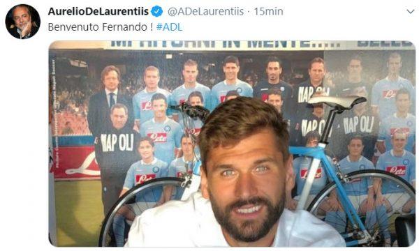 Calciomercato Napoli, è ufficiale l'arrivo di Llorente in azzurro