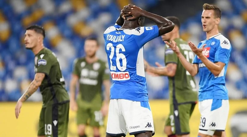 Verso Brescia-Napoli: Gattuso recupera Hysaj e Milik, ma Koulibaly è ancora out