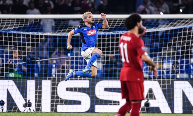 Napoli, è fatta: Mertens è pronto a firmare fino al 2022
