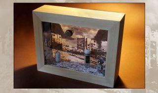 Soul Tubes, la mostra di ION a Napoli presso AREA 35mm