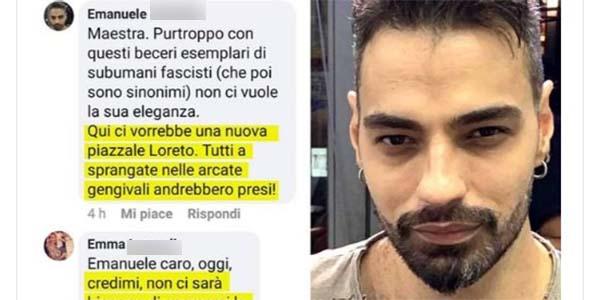 Emanuele, giovane disabile costretto a cancellarsi da Facebook dopo le minacce ricevute