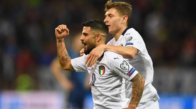 La maglia della Nazionale rigenera Insigne, in gol nel 3-0 alla Bosnia