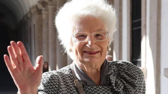 Liliana Segre compie 90 anni
