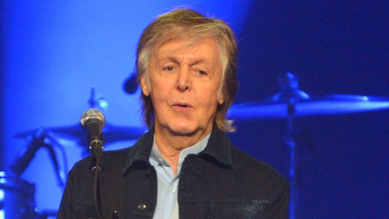 Dopo 29 anni, Paul McCartney torna in concerto a Napoli