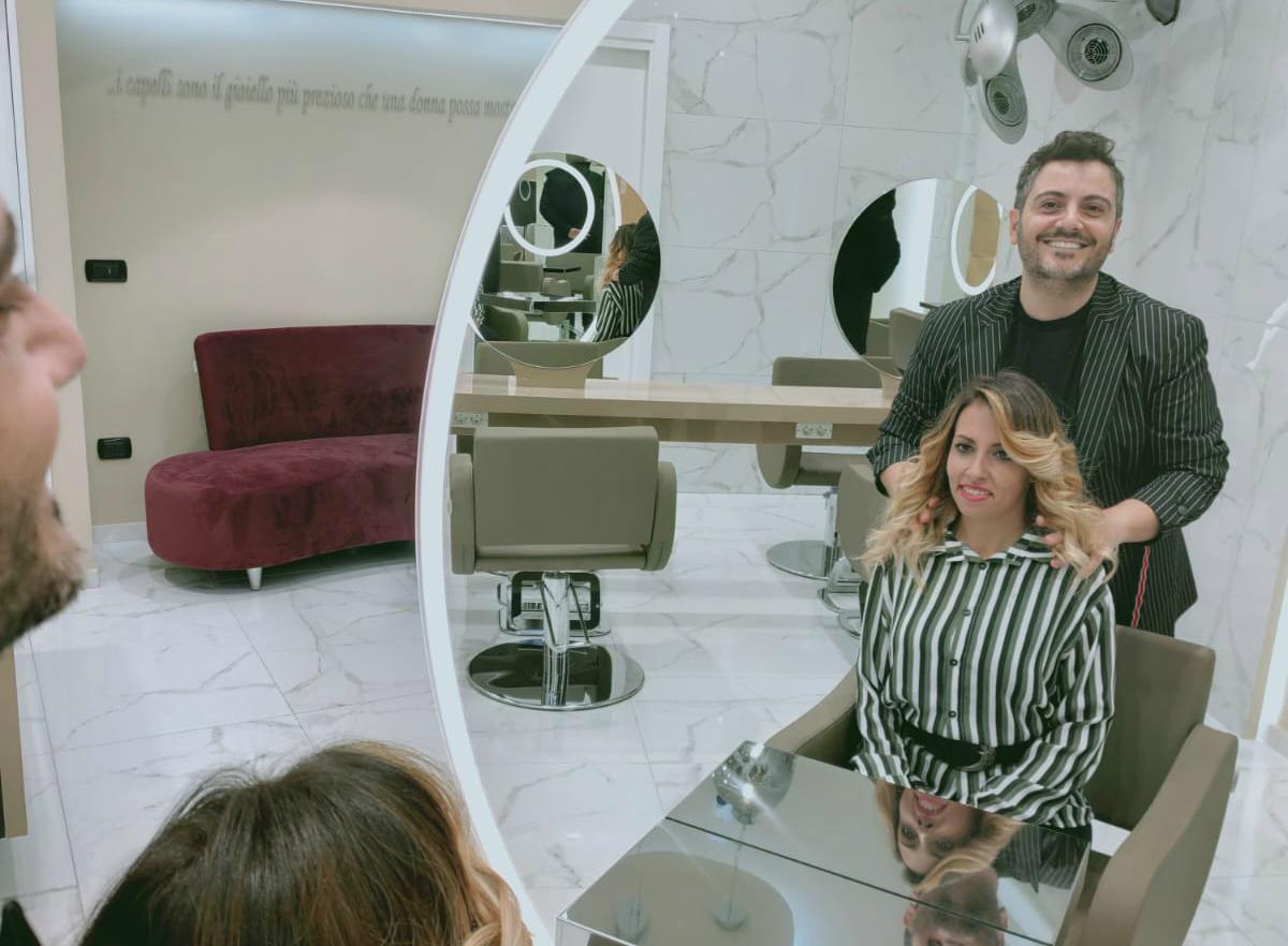 Hair Paradise, a via Omodeo un nuovo concept di hair stylist