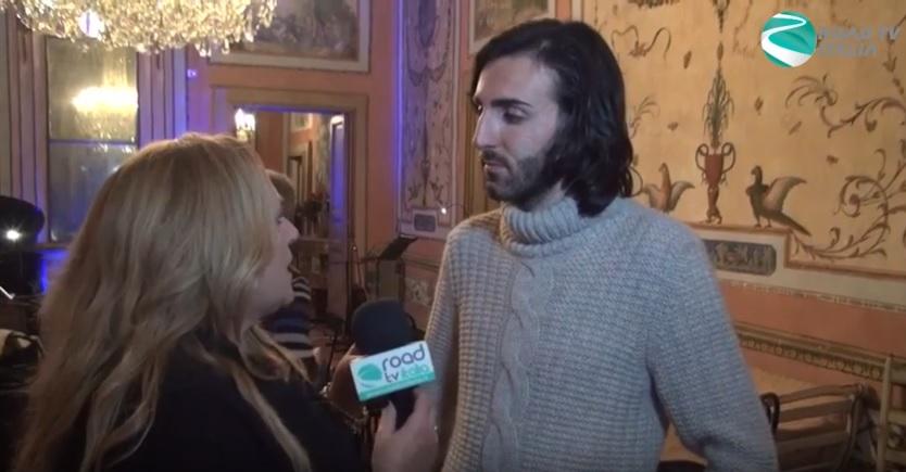 """Intervista a Giacomo Casaula al termine dello spettacolo """"Dialogando"""""""