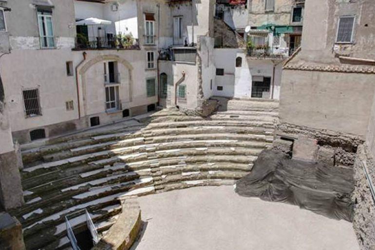 Napoli città greca, 2491 anni di storia (Video)