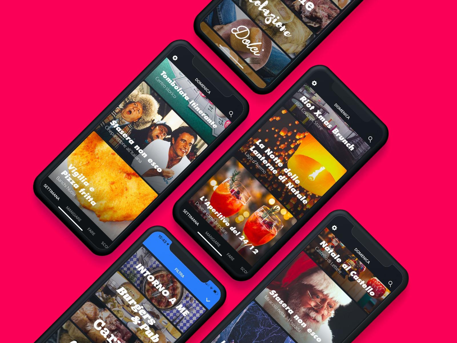 """The Sooper"""", l'app napoletana per orientarsi nelle feste: ricette, eventi, musei e rubriche irriverenti"""
