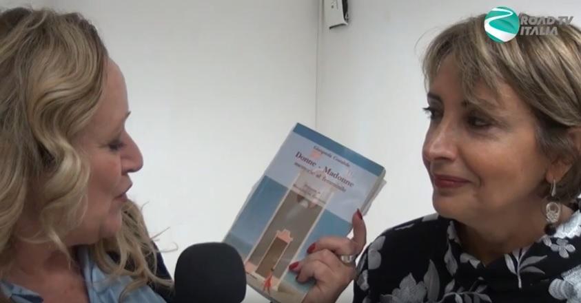 """Presentazione """"Donne - Madonne"""" al Pan, intervista a Gianpaola Costabile"""
