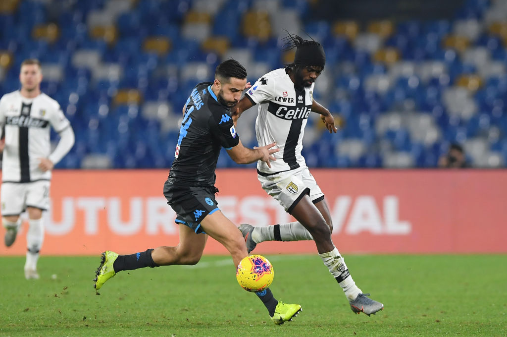 Napoli-Parma 1-2: Milik non basta, esordio amaro per Gattuso
