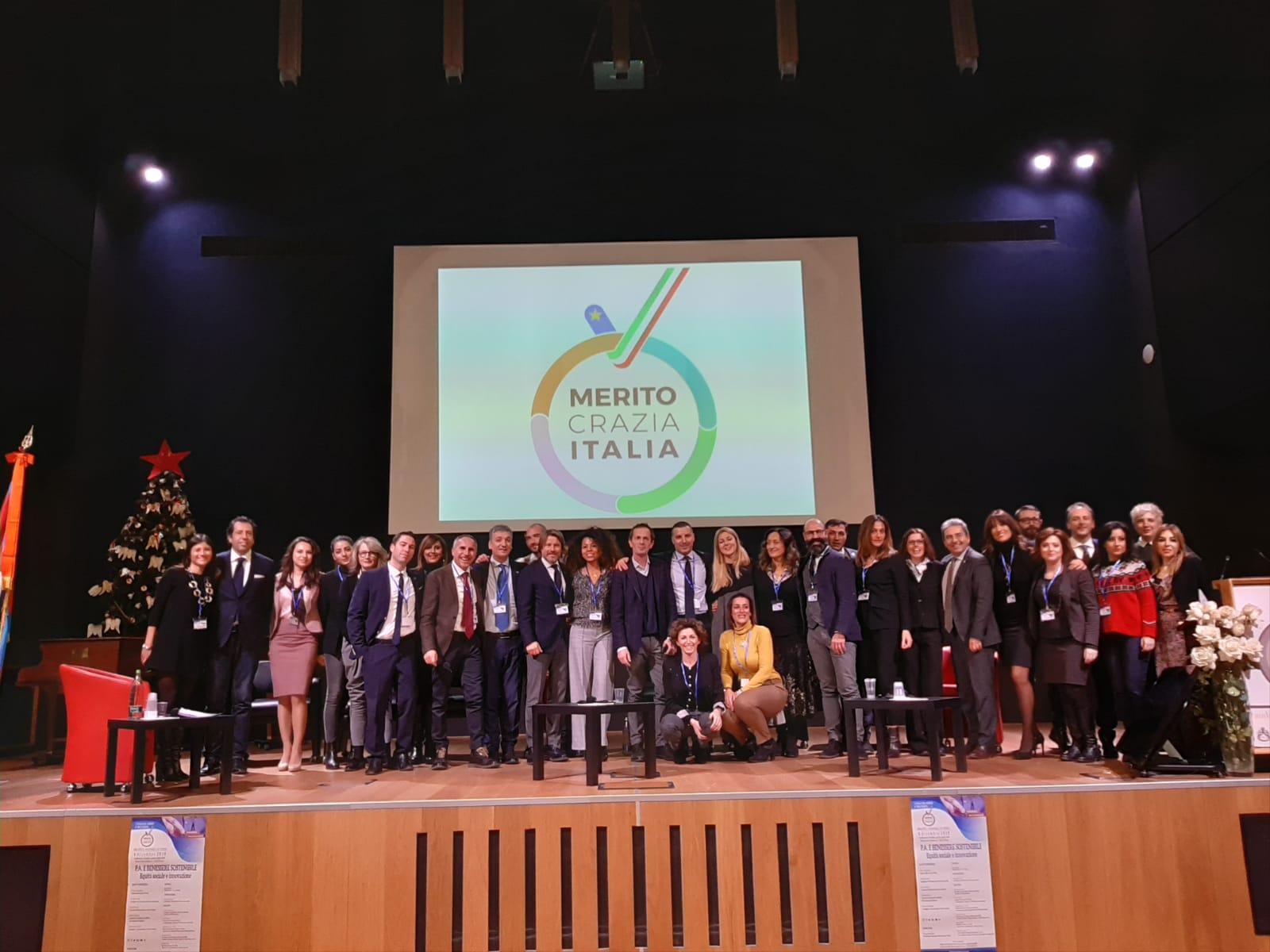 Meritocrazia a Torino, incontri e direzione nazionale