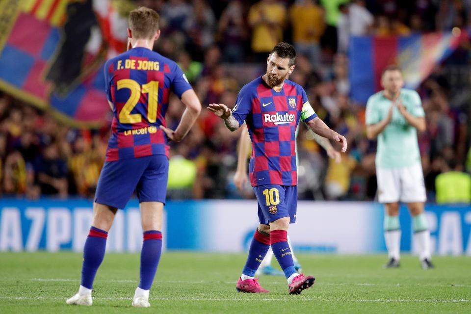 Champions League, Barcellona-Napoli si gioca a porte chiuse