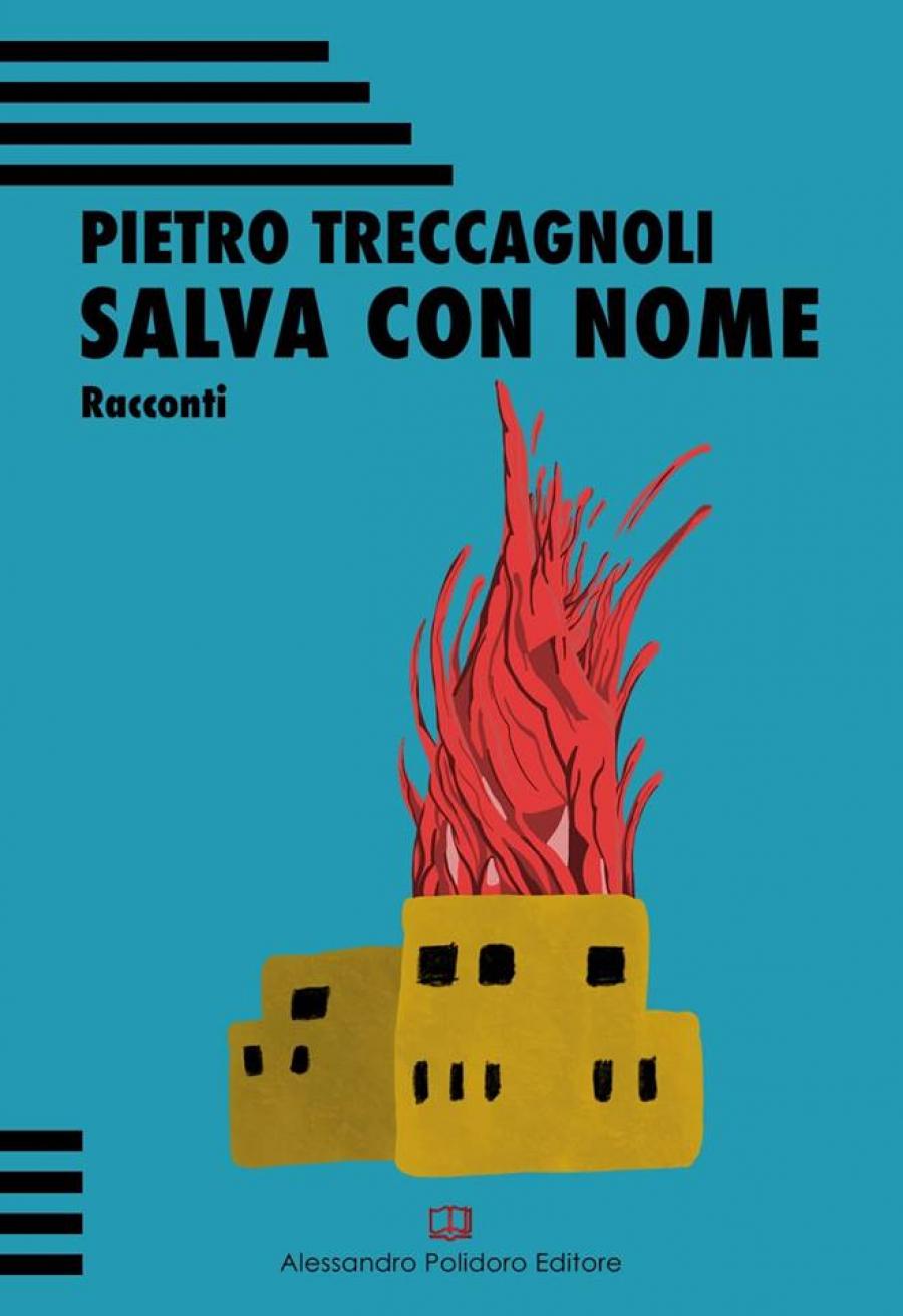 """Pietro Treccagnoli con """"Salva con nome"""" a """"I libri dell'Ozio"""""""
