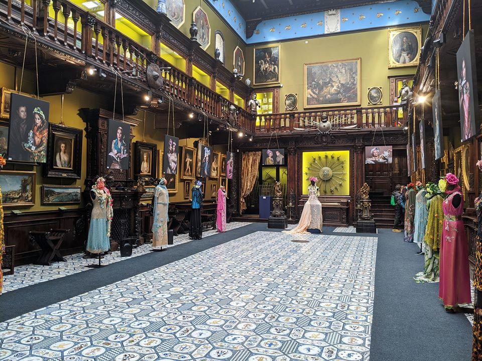 """Inaugurata al Museo Filangieri la mostra """"Il coraggio di essere Frida"""""""