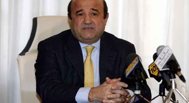 In carcere l'ex presidente del Napoli, Giorgio Corbelli