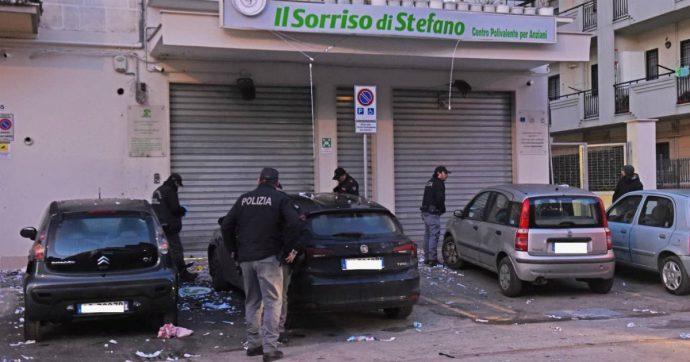 Nuovo attentato a Foggia: bomba esplode davanti a un centro anziani