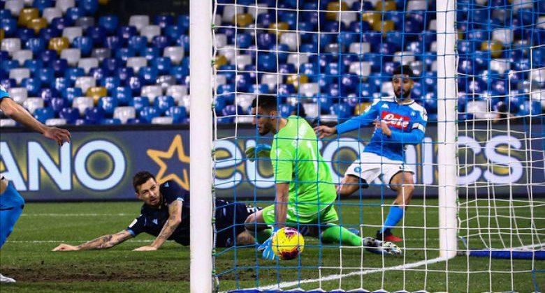 Coppa Italia, Napoli-Lazio 1-0: Insigne porta gli azzurri in semifinale
