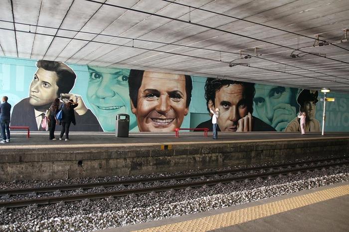 La stazione della Circumvesuviana a San Giorgio a Cremano si chiamerà «Casa Troisi»