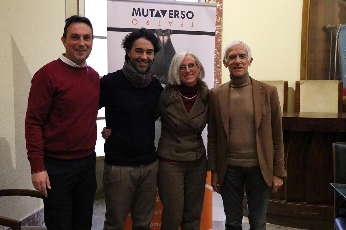 Presentata la V edizione di Mutaverso Teatro