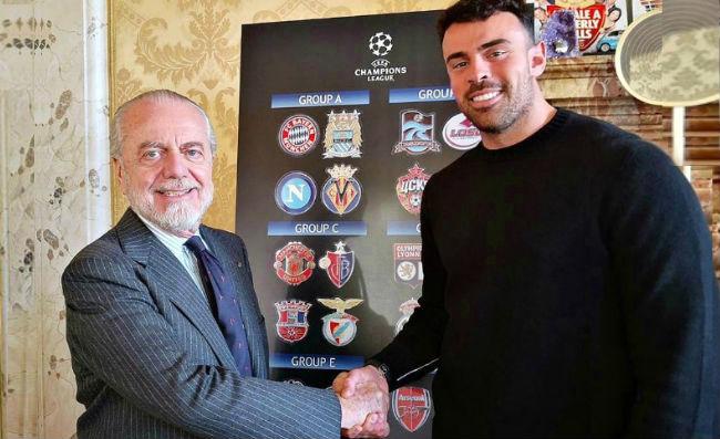 Ufficiale: il Napoli annuncia l'arrivo di Petagna