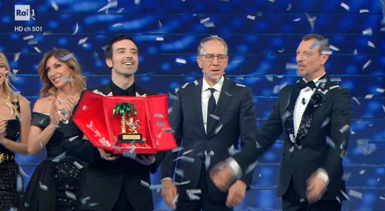 Festival di Sanremo 2020, vince Diodato. Secondo Gabbani, terzi i Pinguini Tattici Nucleari