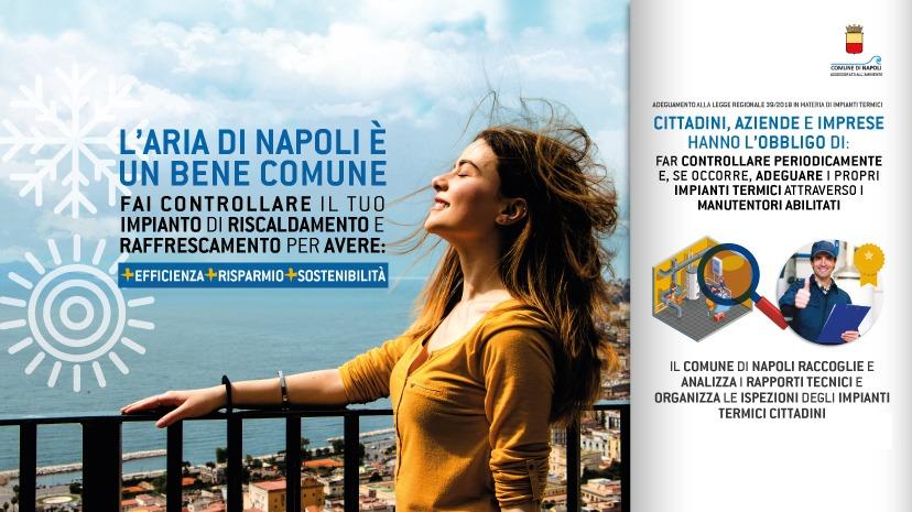 L'aria di Napoli è un bene comune