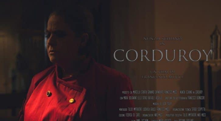 """""""Corduroy"""", il cortometraggio del regista Francesco Mucci"""