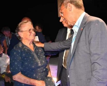 E' morta Giuseppina Masarone: addio alla madre di Angelo Vassallo, il sindaco pescatore