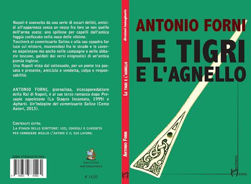 """Le recensioni di RoadTv Italia - """"Le Tigri e l'Agnello"""", di Antonio Forni"""