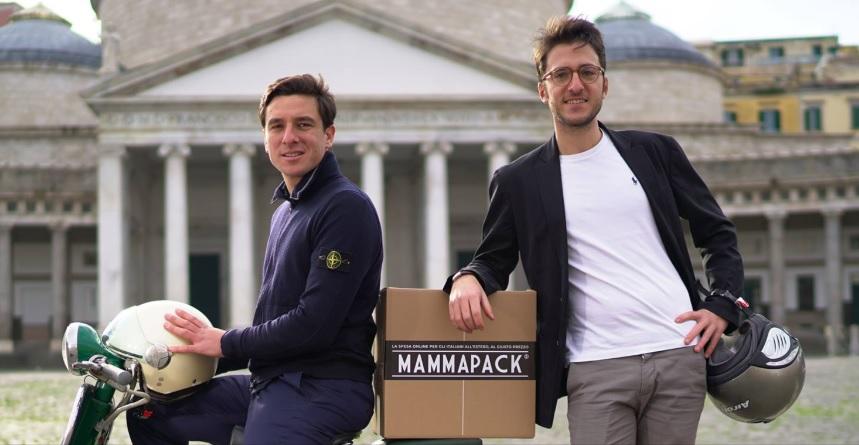 MammaPack, la spesa online per gli italiani all'estero