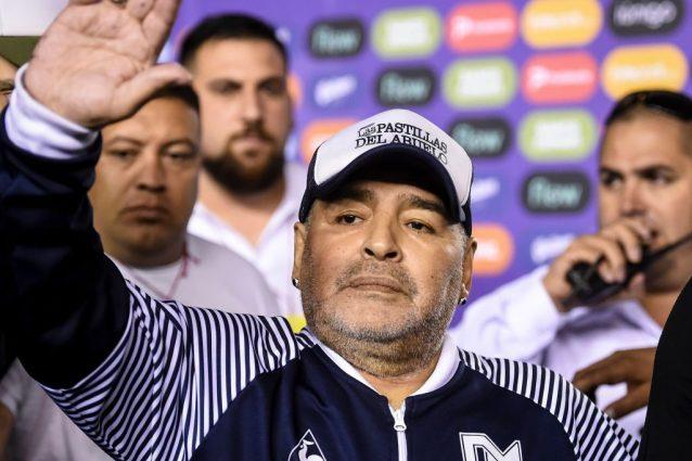 """Dall'Argentina annuncio choc: """"Maradona è morto"""". Il calcio in lutto!"""