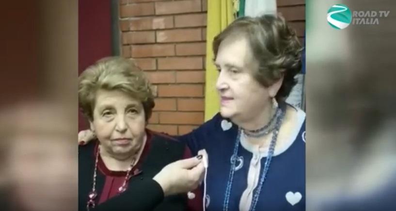 """Presentazione del libro """"Riappropriamoci del sorriso"""", intervista a Marisa Papulino e Anna Maria Bolis"""