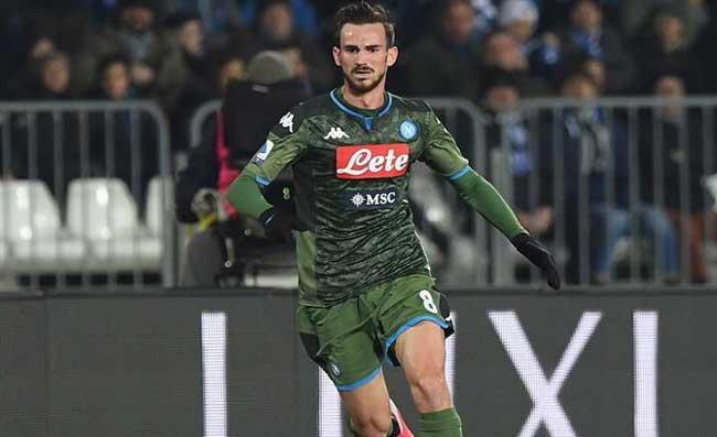 Napoli al lavoro per rinnovare il contratto di Fabian Ruiz