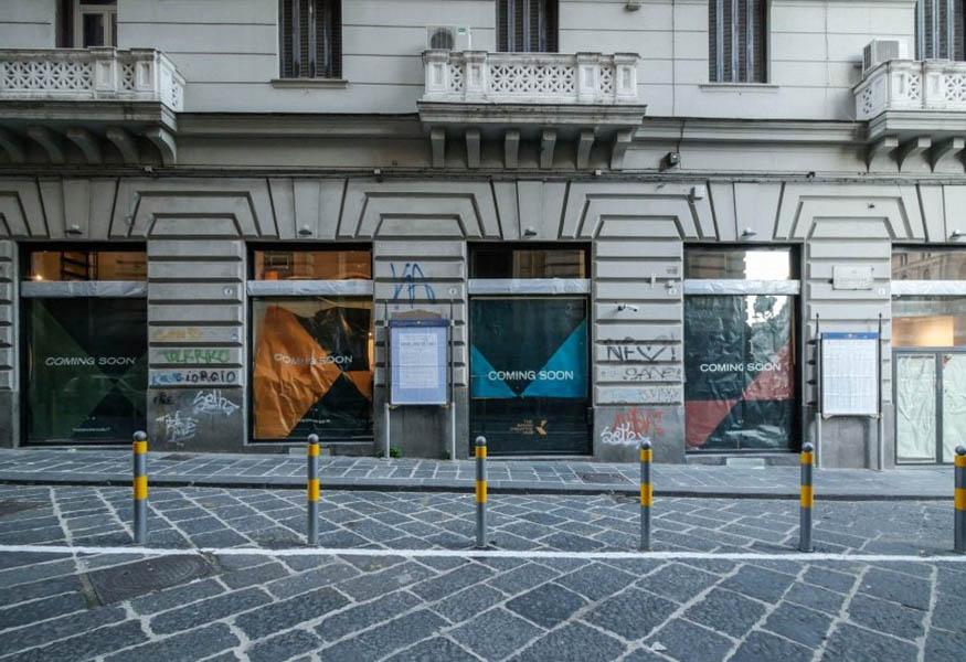 """Apre a Napoli """"The Spark"""", la nuova maxi libreria in cui fare il pieno di volumi, musica e design"""
