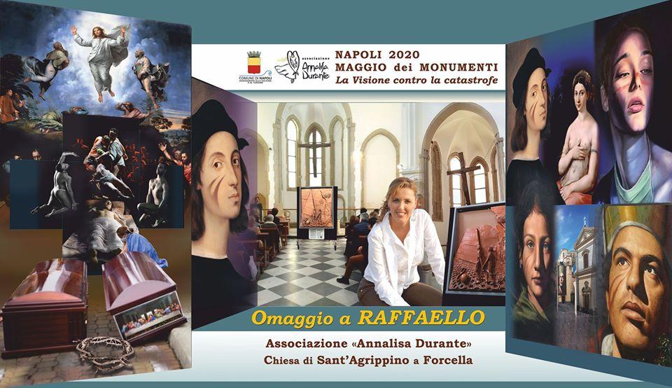 """La """"Meridiana dell'Incontro"""" omaggia il grande Raffaello nel cinquecentenario della morte"""